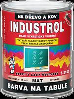 Синтетическая эмаль для внутренних работ INDUSTROL BARVA NA TABULE S2122