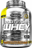 Platinum 100% Whey Muscletech, 2270 грамм
