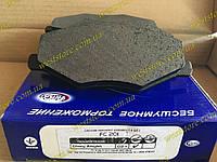 Колодки тормозные передние Chery Amulet Чери Амулет Friko Frico A11-3501080/201 FC