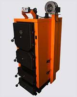 Твердотопливный котел длительного горения ДТМ Турбо 10-Т, фото 1