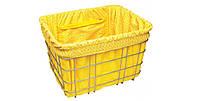 Чехол в корзину Electra liner yellow tiles