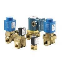Клапаны электромагнитные (соленоидные) Danfoss (Данфосс)