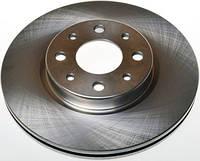 Тормозные диски (передние) Denckermann на Fiat Doblo
