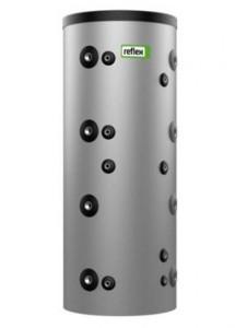 Буферный накопитель Reflex HF/1 базовая версия со змеевиком и теплоизоляцией