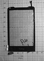 HTC 002 Phone тачскрин 55х92 (#1608) сенсорное стекло