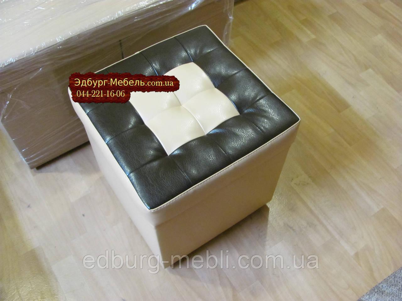 Пуф, пуфики от производителя купить в Украине  - Эдбург-мебель производcтво мягкой мебели  в Киеве