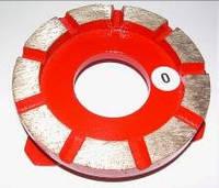 Фреза шлифовальная специальная (бетон, мозаичный пол), получистовая шлифовка, для СО-199