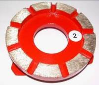 Фреза шлифовальная специальная (бетон, мозаичный пол), чистовая шлифовка, для СО-199