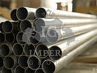 Алюминиевая труба 80х2,5 мм