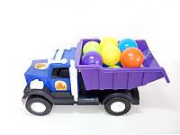 Игрушка грузовик Фарго с шариками 12-010-4 Kinderway