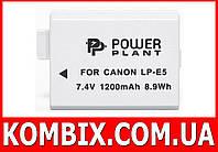 Aккумулятор Canon LP-E5 | PowerPlant для Canon 1000D, 450D, 500D