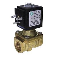 Клапана электромагнитные 21WA4ZOB130 непрямого действия Ду 15 НО ODE