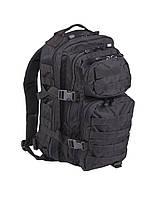 Штурмовой рюкзак Mil-Tec малый черный
