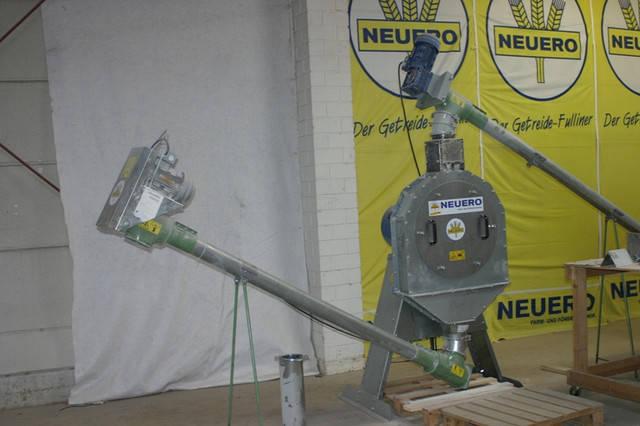 Молотковая зернодробилка RVO 552 производительность до 2,5 т/час