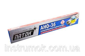 Электроды для сварки АНО-36 3 мм, 2,5 кг Патон