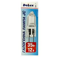 Лампочка  DELUX  галогеновая MR-16 12V 35W