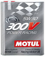 Моторное масло Motul 300V Power Racing 5W-30,2л