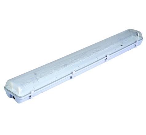 ЛПП-2х36,  Светильник пылевлагозащищенный.  ЛПП-2х36 (18), с  ЭПРА-электронным, или с электромагнитн