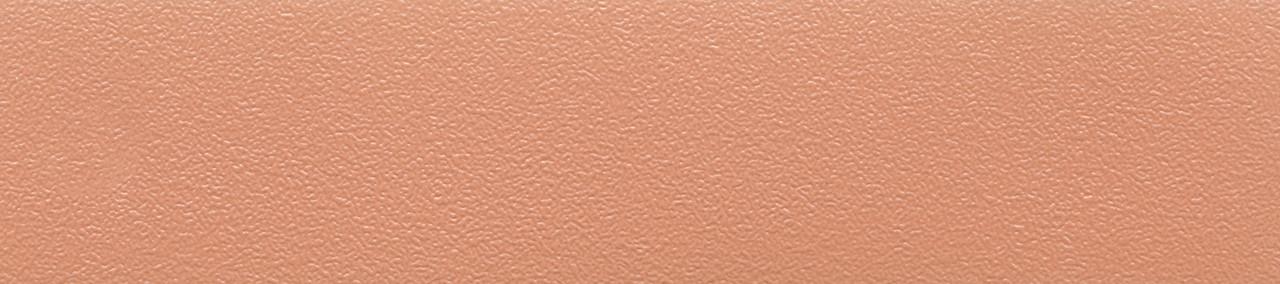 Кромка ПВХ мебельная Терра оранжевая корка 140 PE Termopal 0,45х21 мм.