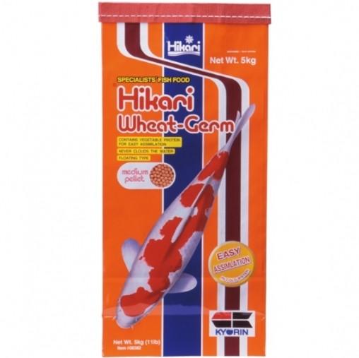 Hikari Wheat-Germ 5 kg корм для Кои (для низких температур) - Aquashop в Киеве