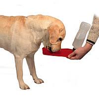 Trixie (Трикси) Bottle with Bowl дорожная поилка для собак и кошек 500 мл