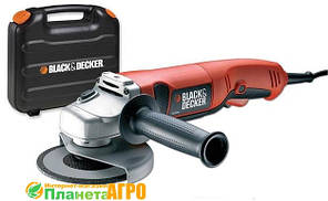 Угловая шлифовальная машина (болгарка) Black&Decker KG1200-QS