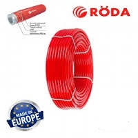 Труба для теплої підлоги Roda PEX-A EVOH 16x2 мм