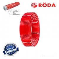 Труба для теплого пола Roda PEX-A EVOH 16x2 мм