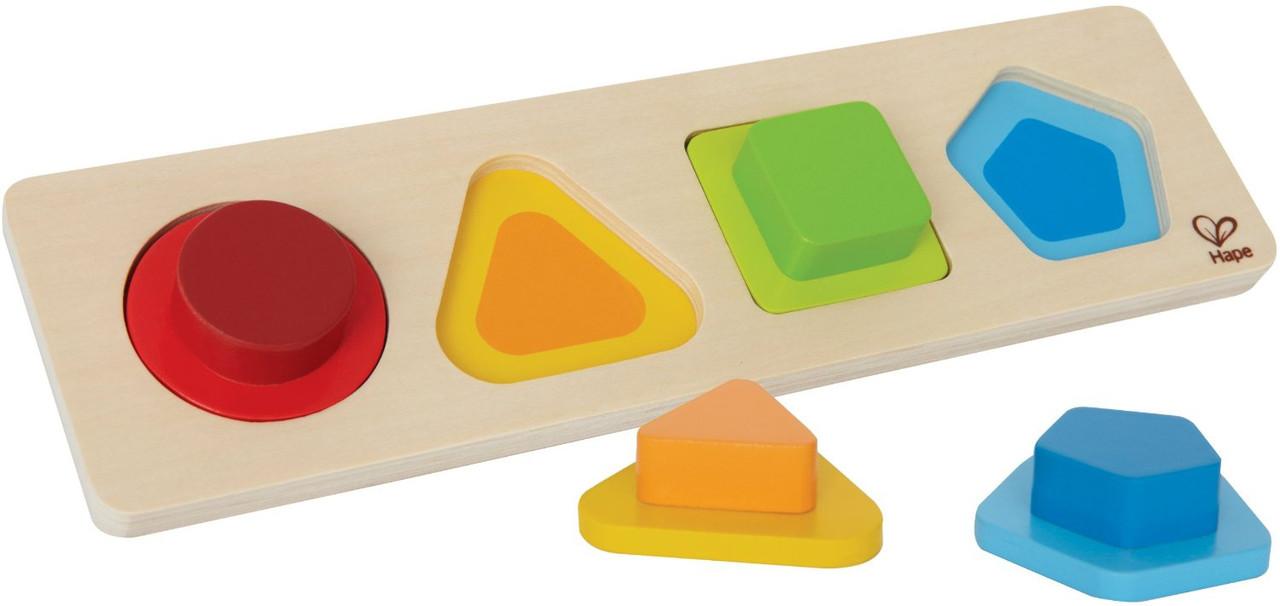 """Игрушка для малыша """"Вкладыши-первая головоломка"""""""