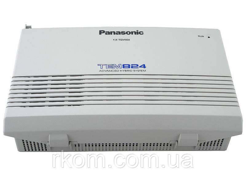 Мини-АТС Panasonic KX-TEM 824