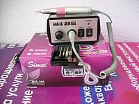 Фрезерная машинка для маникюра, педикюра, наращивания, коррекции ногтей со склада SIMEI 205