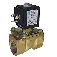 Клапана электромагнитные 21H9KB180 непрямого действия Ду 20 НЗ ODE