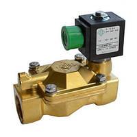 Клапана электромагнитные 21W4KB250 непрямого действия Ду 25 НЗ ODE