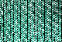 Затеняющая сетка 70% JAMAICA 5*2м зеленая (Италия), фото 1