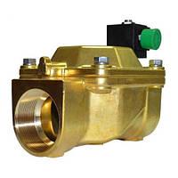 Клапана электромагнитные 21W7KB500 непрямого действия Ду 50 НЗ ODE