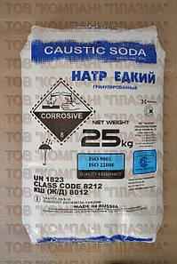 Каустическая сода техническая в гранулах, Россия