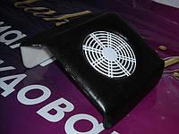 Вытяжка пыли (мини пылесос), цвет-черный,   для мастеров ногтевого сервиса пр-во. Юж. Корея