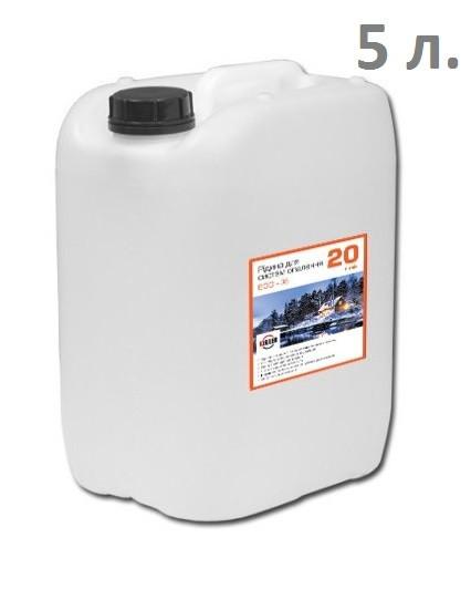 Теплоноситель для систем отопления Koller Eco-35 5 литров