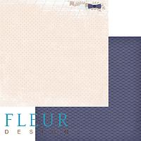 Лист бумаги Fleur Design, Наша свадьба - Жених, 30x30 см, 1 шт