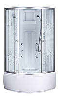 Гидромассажный бокс Sansa D8011, 900х900х2080 мм
