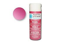 Акриловая перламутровая краска Martha Stewart —  Fruit Punch
