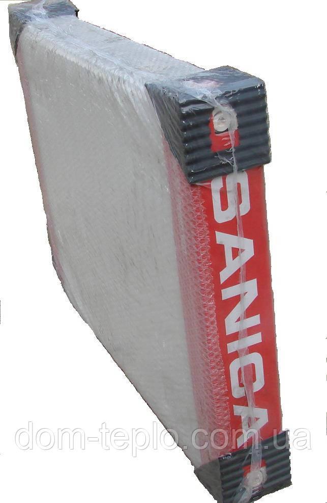 Радиатор стальной Sanica 500x3000 22R