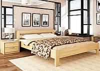 Кровать из дерева Рената