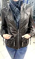 Куртка коричневая (перламутр)
