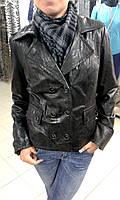 Куртка на пуговицах