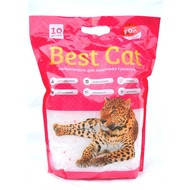Силикагелевый наполнитель Best Cat Pink  3.6 L
