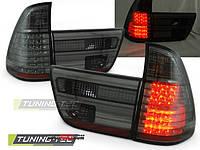 Фонари задние BMW X5 E53 (LDBM23)