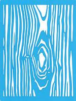 Трафарет Фабрика декора — Срез дерева, 20x15 см, 1 шт