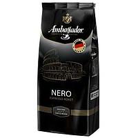 Кава в зернах Ambassador NERO 1000г