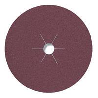 Фибровый круг CS561,180X22 ,р80,S30